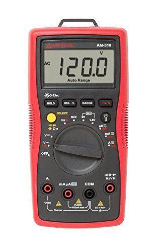 Đồng hồ vạn năng thương mại/dân dụng Amprobe AM-510