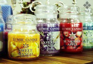 Nến thơm Lunine Sweet Mango