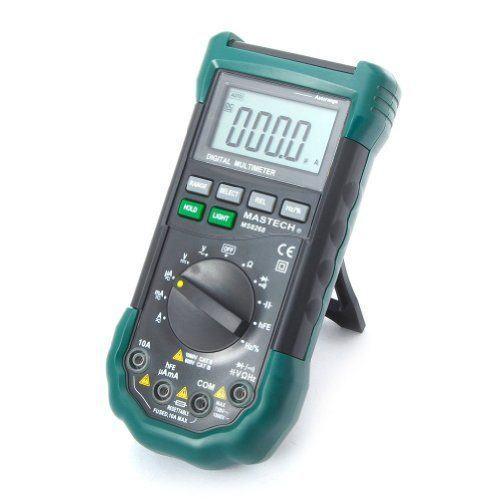 4. Mastech MS8268 AC DC Meter