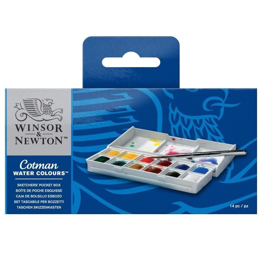 Winsor & Newton Cotman Watercolor Sketchers Sketchers