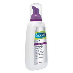 Sữa rửa mặt Cetaphil Pro DermaControl Oil Removing Wash Foam