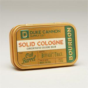 Nước hoa khô Duke Cannon Men's Solid Cologne Bourbon Trail