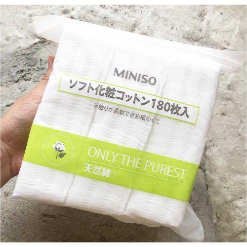 Bông tẩy trang MINICO