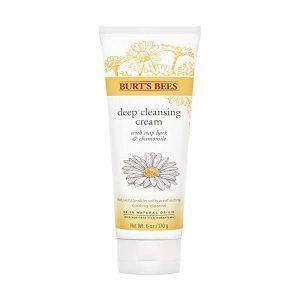 Burt's Bees Soap Bark & Chamomile Deep Cleansing Cream
