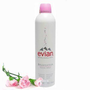 Xịt khoáng Evian Natural Mineral Water Facial Spray