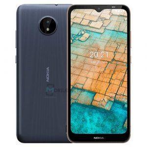 Điện thoại dưới 3 triệu Nokia C20 2GB - 32GB