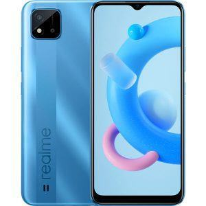 Smartphone giá rẻ Realme C20 2GB-32GB