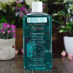 Sữa rửa mặt Avene Eau Thermale Cleansing Foam
