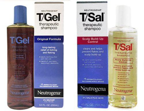 Dầu gội trị liệu T / Sal NEUTROGENA