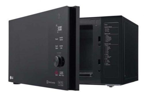 Lò vi sóng biến tần thông minh LG Neochef