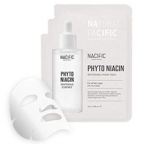 Mặt nạ cotton 100% hữu cơ Natural Pacific