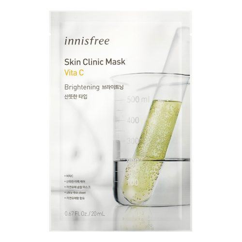 Mat na giay Innisfree Skin Clinic Vita C