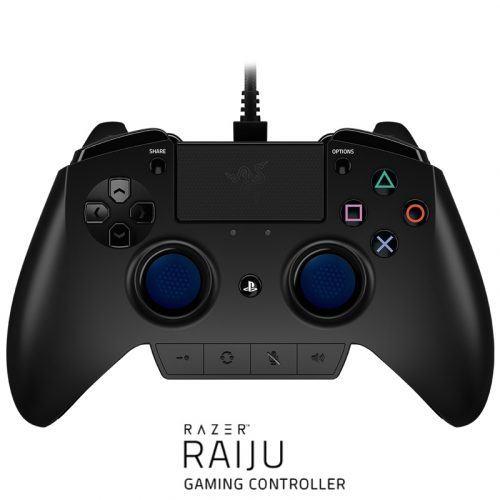 Tay cầm PS4 Razer Raiju