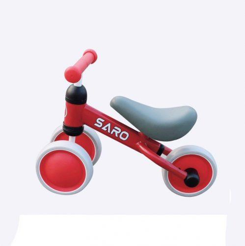 xe chòi chân saro