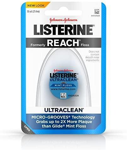 Chỉ kẽ răng Listerine Ultraclean