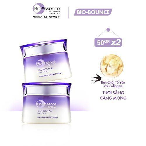 Mặt nạ đêm Bio-Essence Bio Bounce Collagen