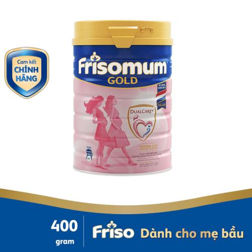 Sữa cho bà bầu Frisomum Gold