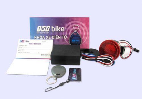 Khóa chống trộm xe máy Iky Bike - sosanhgia.com.vn