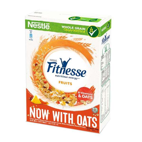 Ngũ Cốc Ăn Sáng Nestlé Fitnesse - sosanhgia.com.vn