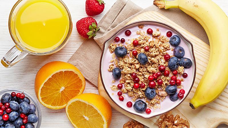 Ngũ cốc ăn sáng - sosanhgia.com.vn