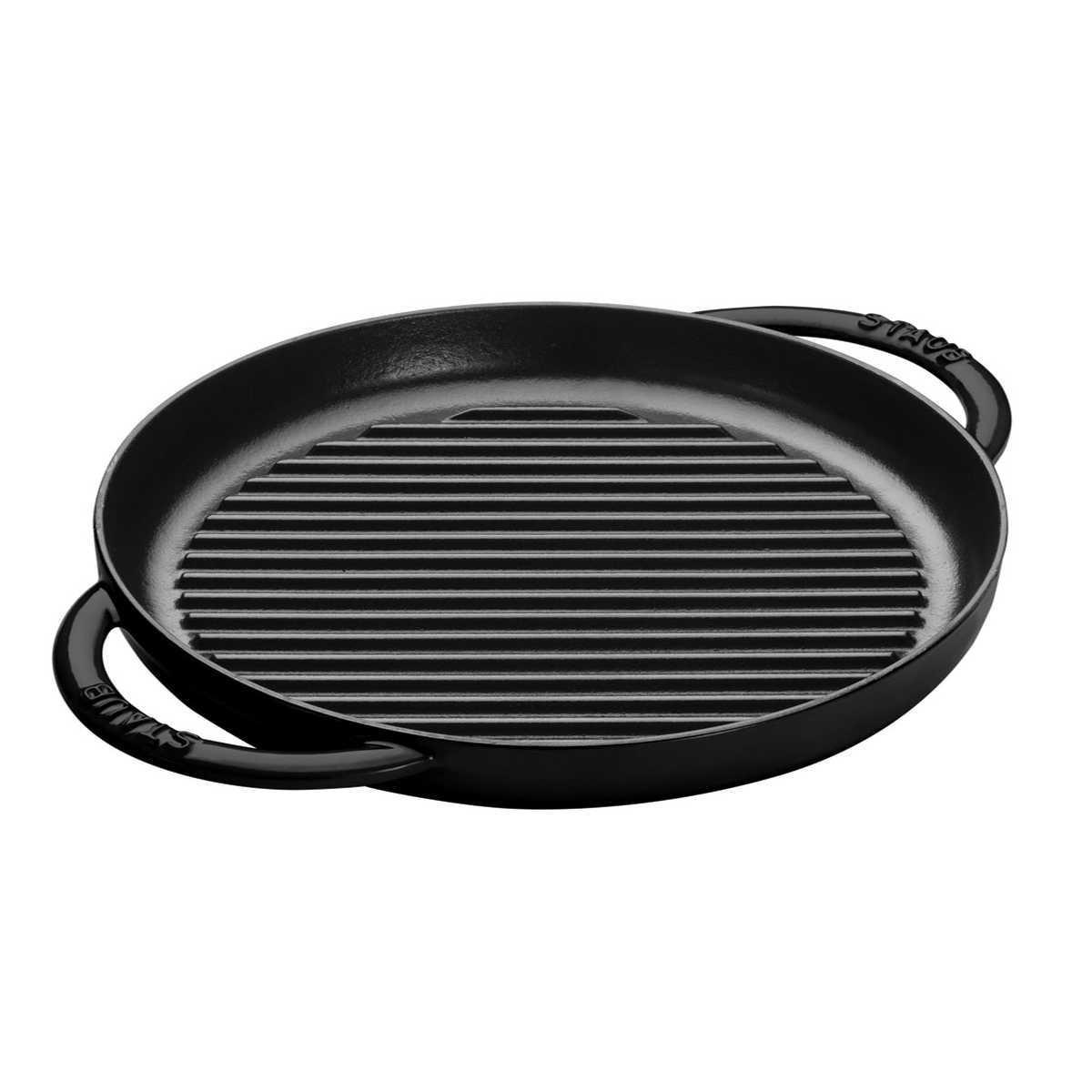 Chảo gang nướng Staub – Oval