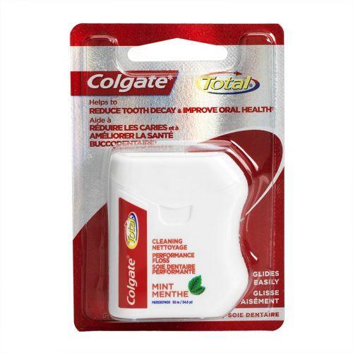 Chỉ nha khoa kiểm soát cao răng: COLGATE