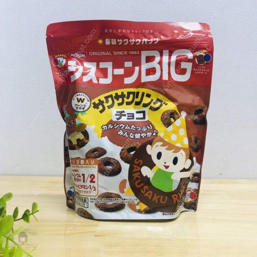 Nissin Donut Chocolate - sosanhgia.com.vn