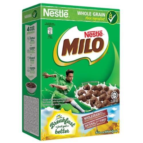 Ngũ Cốc Dùng Cho Bữa Sáng Milo (Nestlé) - Sosanhgia