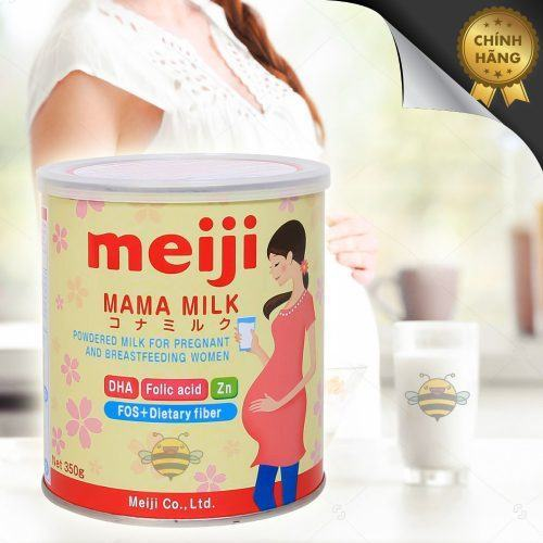 Sữa cho bà bầu Meiji Mama Milk