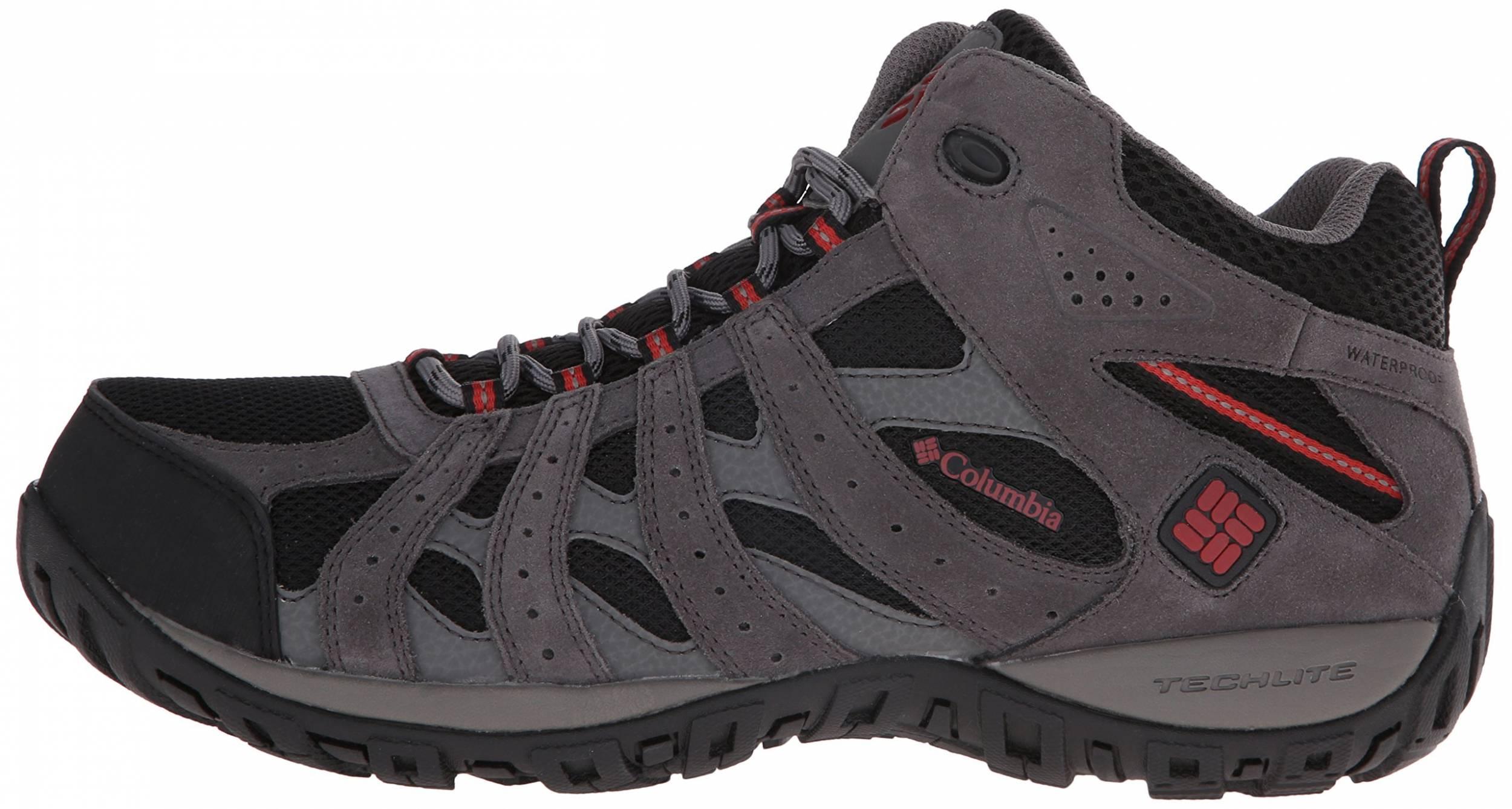 trekking shoes Columbia