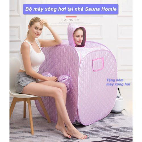 Lều xông hơi Sauna Homie