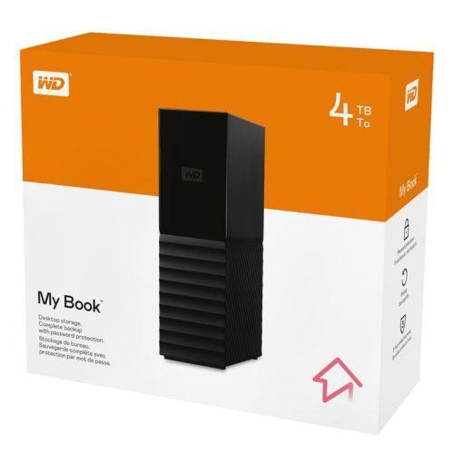 ổ cứng gắn ngoài Western Digital 4TB / 6TB / 8TB