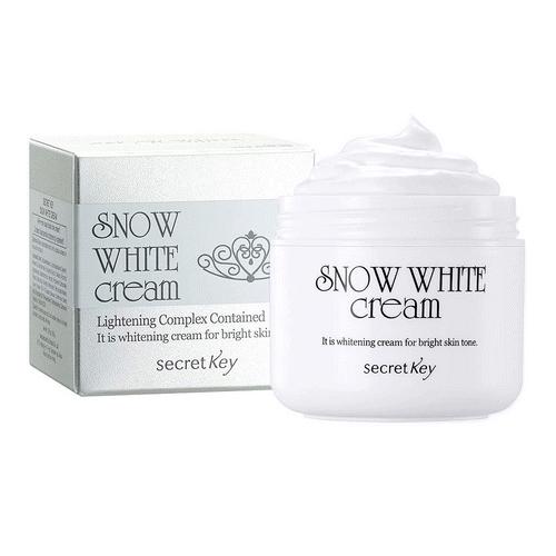 Kem dưỡng trắng da Secret Key Snow White Cream