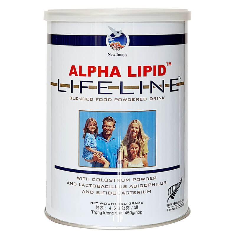 Sữa non cho trẻ sơ sinh Alpha Liquid