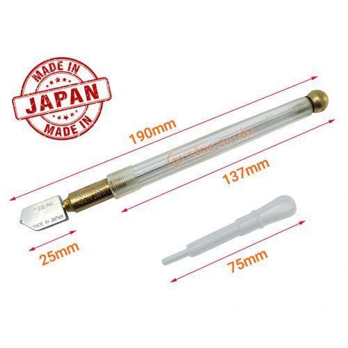 Dao cắt kính NAGAOKA NS100