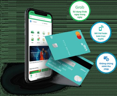 Thẻ tín dụng VIB online-NEO card