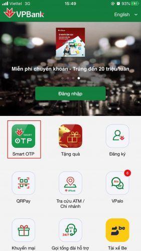 Ứng dụng VPBank Online
