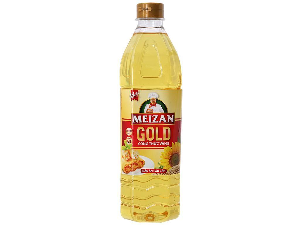 dau an cao cap meizan gold chai 1 lit