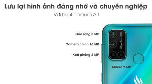 Bộ 4 Camera