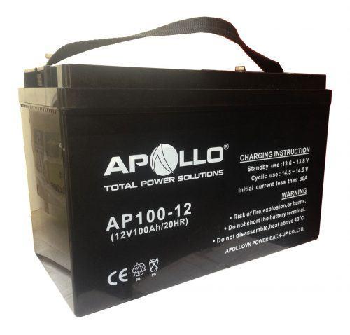 Bình Ắc quy Apollo AP100-12