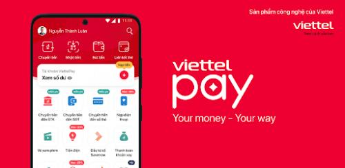 Các dịch vụ của ViettelPay