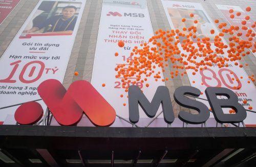 Ngân hàng TMCP Hàng Hải - MSB