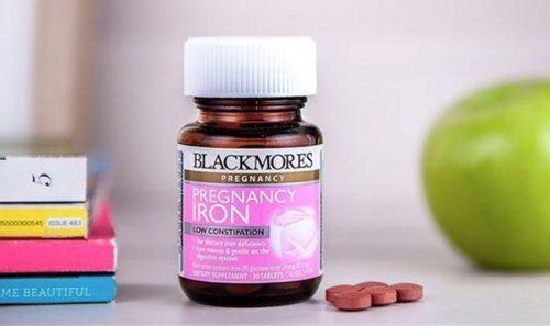 Sắt Blackmore Pregnancy Iron