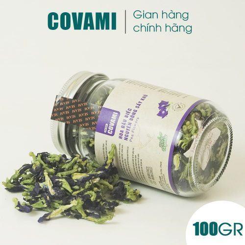 Trà hoa đậu biếc Covami